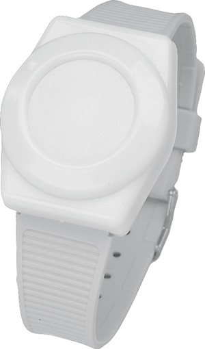 PERS Medical Alert Wrist Watch Button